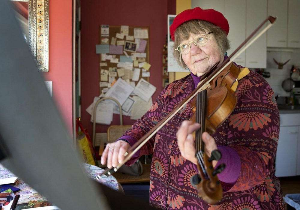 'I Completely Turned My Back On Music': A Violist's Journey With Hearing Loss