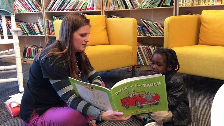 Reading Builds Language Skills
