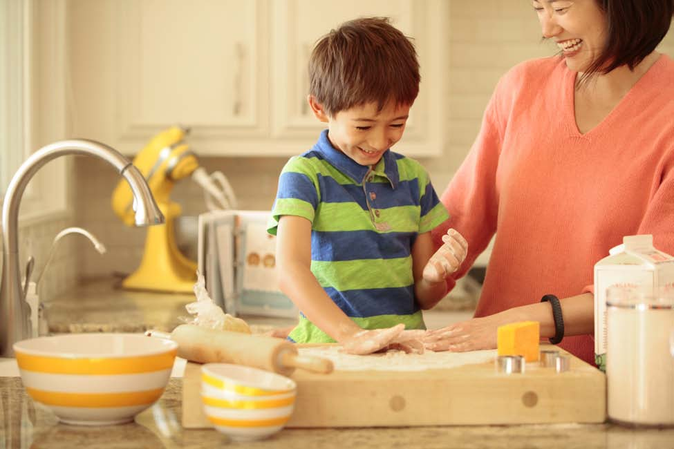 building vocabulary while cooking